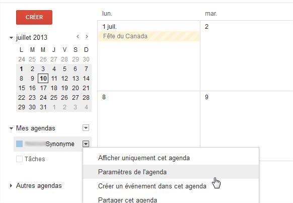 Synonyme Integrer intégrer un calendrier ou agenda google à votre site web - zone