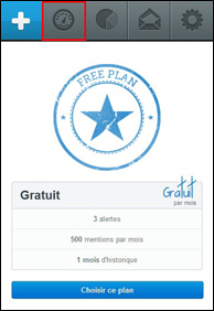 Plan gratuit Mention